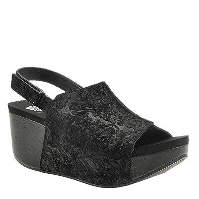 ca1e4745d Yellow Box Gentry Women s Sandal 6.5 B(M) US Black