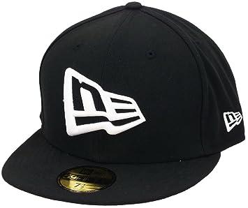 New Era Cap Flag 59FIFTY - Black Size 7 1 2-60 cm (XL)  Amazon.co.uk ... f150644f795