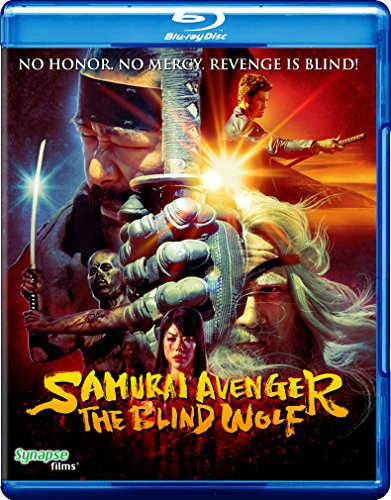Samurai Avenger: The Blind Wolf [Blu-ray]