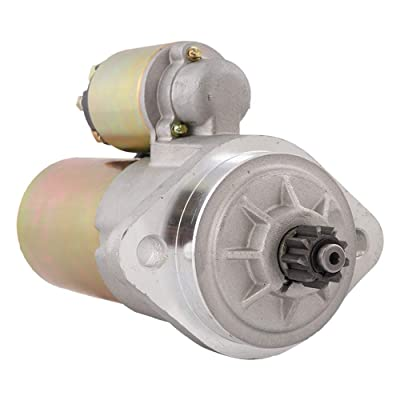 DB Electrical SDR0252 Starter For Mercruiser Marine Omc Volvo Penta CCW Crusader / 30457 / With Counter Clockwise Starter: Automotive