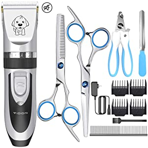YiDon Cordless Adjustable Pet Clippers