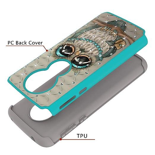 BONROY Motorola Moto G6 Play Case, Heavy Duty High: Amazon