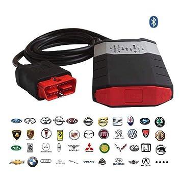 150E TCS CDP OBD2 Obd-Ii-Anschluss Diagnoseger/ät Auto Usb,Obd2 Diagnoseger/ät Bluetooth Ios,Obd2-Selbstdiagnosescanner Obd-Ii-Motorsystem-Diagnosewerkzeuge