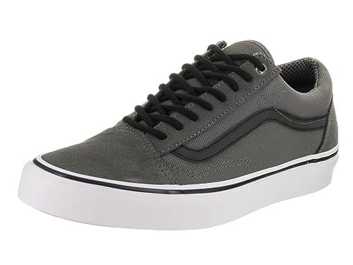 Vans Zapatillas para skate Old Skool, unisex, reflectantes, Gris (Pewter), 6.5 US Men / 8 US Women: Amazon.es: Zapatos y complementos