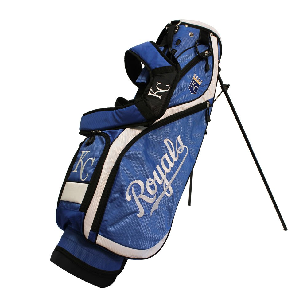 Team Golf 96127 Kansas City Royals MLB Nassau Golf Stand Bag