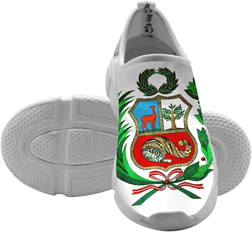 QsvMo Peru Girl Shallow Leisure Shoes Flexible Footwear
