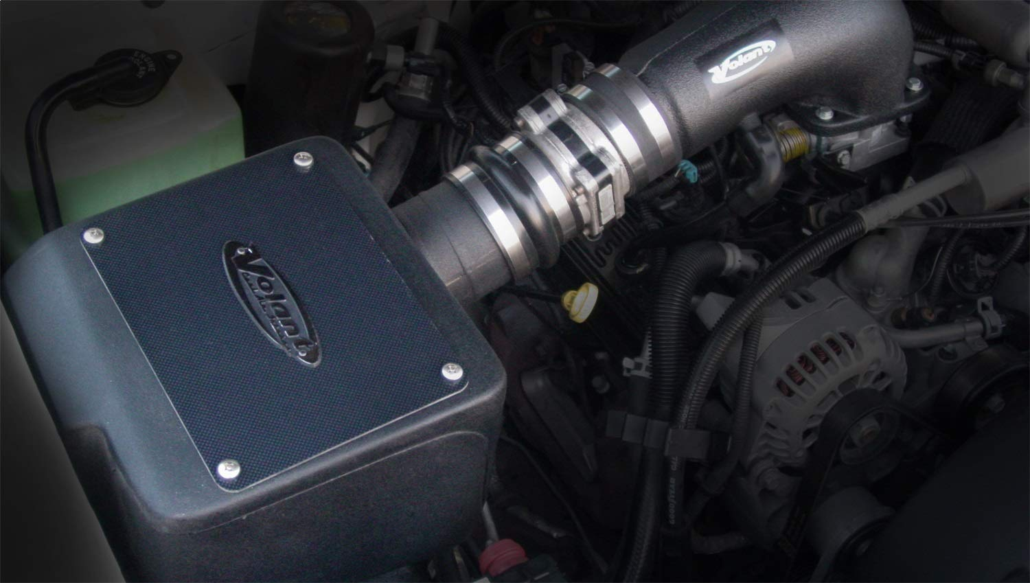 Volant 15957 Cool Air Intake Kit by Volant