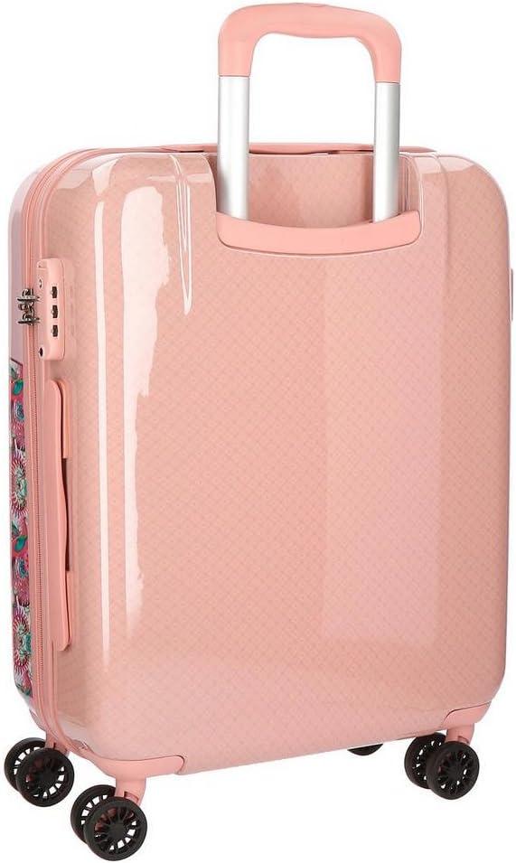 55 cm Faisan Hand Luggage 38 liters Multicolor Multicolored