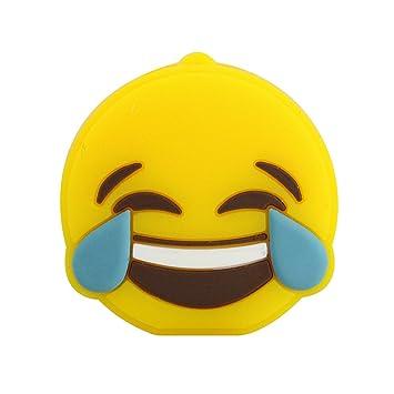 16GB USB 2.0 Flash Drive Divertido y Lindo Laugh and Cry Emoji Emotion Forma de Expresión Pendrive Memory Stick Lovely Thumb Drive para PC Ordenador ...