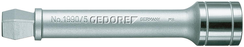 Zoll GEDORE 6366570 1990 KR-10 Kardanverl/ängerung 1//2 250 mm