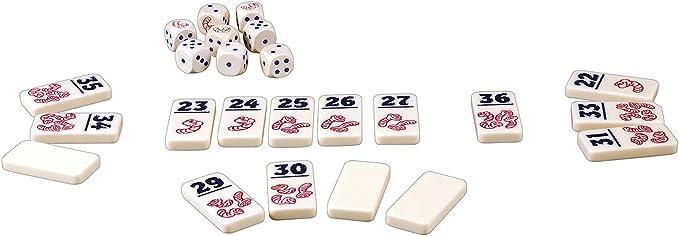 GIGAMIC Pickomino - Juego de Mesa: Amazon.es: Juguetes y juegos