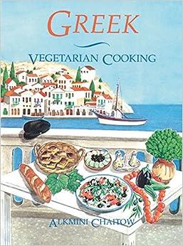 Greek Vegetarian Cooking