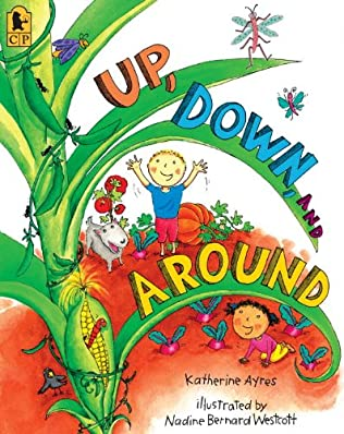 book cover of Up, Down, and Around Big Book