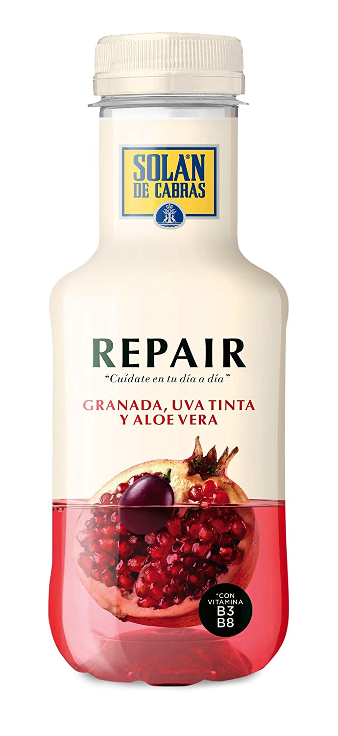 Solan de Cabras Repair - Agua, 0.33 L: Amazon.es ...