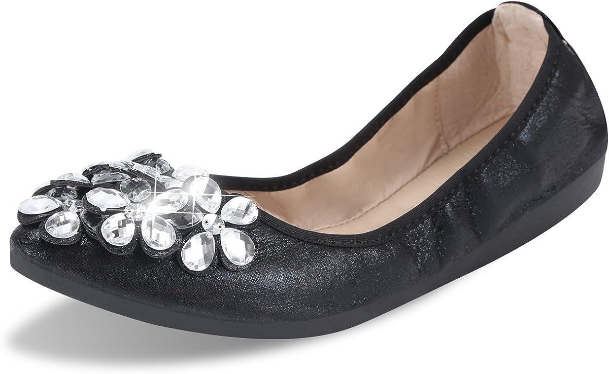 Le Scarpe Sono pi/ù Piccole Xiedeai Ballerine Piatto Scarpe Donna Elastico Cinturino alla Caviglia Scarpe da Ballo Feste Sandali Abito Scarpe