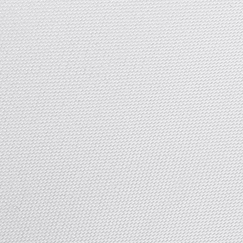 Neewer 1 Yard x 60 Inch/0.9M x 1.5M Nylon Silk White Seamless Diffusion Fabric for Photography Softbox,Light Tent and Lighting Light Modifier