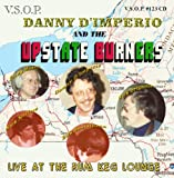 The Upstate Burners, Live At The Rum Keg Lounge by Danny D'Imperio (2012-01-17)