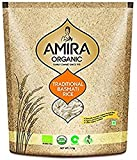 Amira Organic Traditional Basmati Rice (6x2 LB)