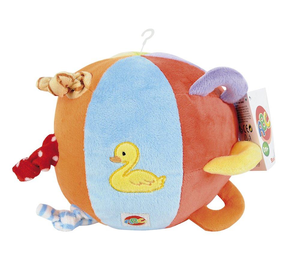 Simba 104014315 - ABC Soft-Ball 16 cm Simba Toys