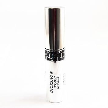 cf364a8649c Amazon.com : Christian Dior Diorshow Iconic Overcurl Mascara 090 Over Black  0.13 oz : Beauty