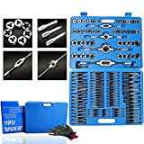 110 Piece Combination Tap and Die Set Alloy Steel