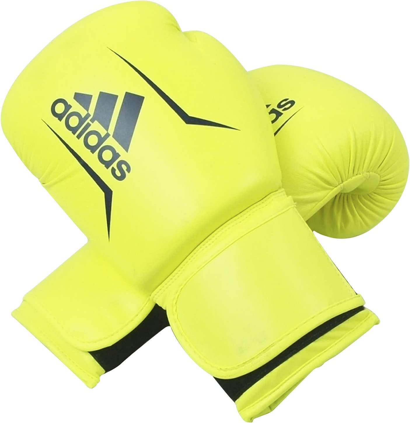 adidas Boxing Gloves - Speed 50 Boxing & Kickboxing - Boxing Gloves Women/Boxing Gloves for Men - Boxing Equipment