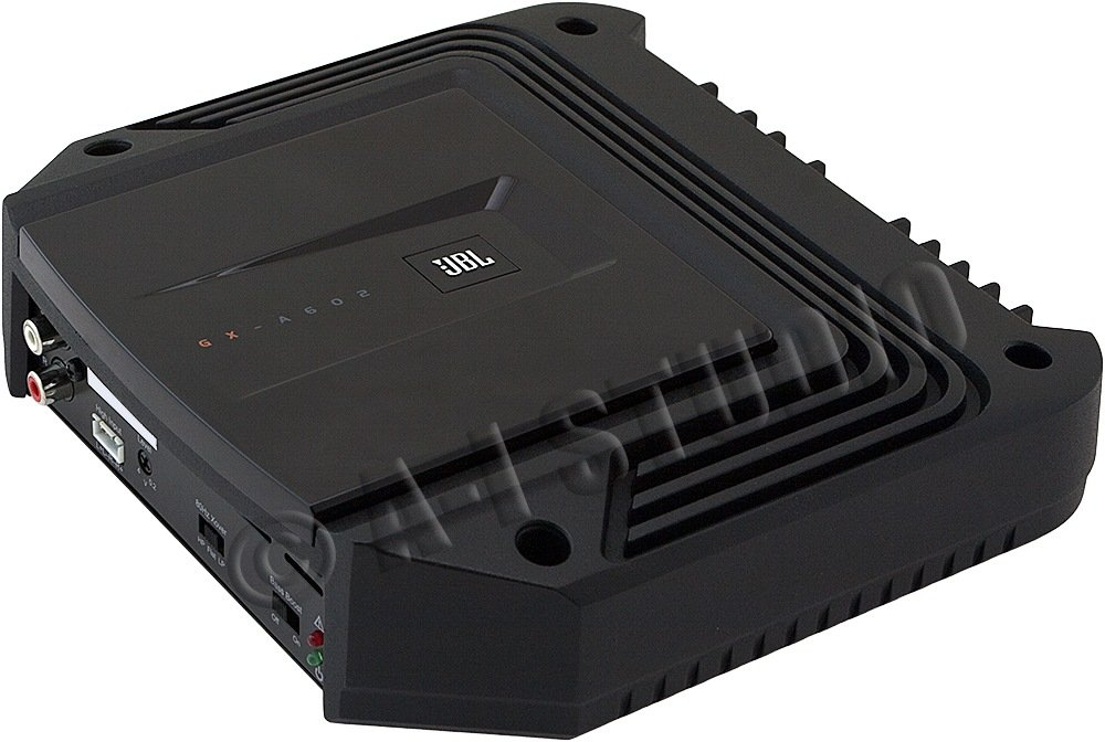 JBL GX-A602 2-Channel Full Range Amplifier