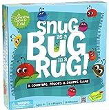 Peaceable Kingdom Snug as a Bug in a Rug Award Winning Preschool Skills Builder Game for Kids