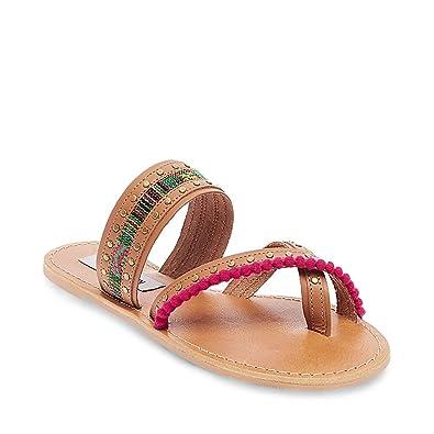 Steve Madden Vanessa Slipper amazon-shoes beige Alta Calidad Barata Envío De La Venta Extremadamente 1X86vSMLW