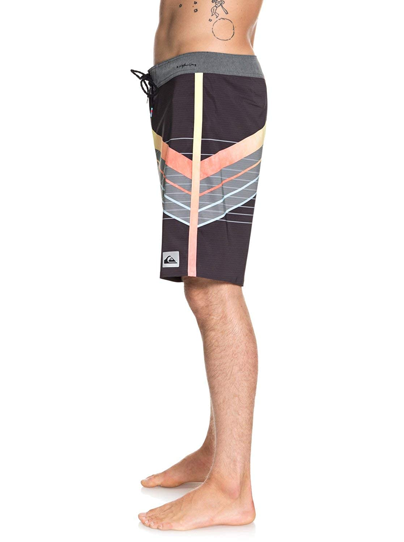 Quiksilver Mens Highline Core Slash 19 Boardshort Swim Trunk