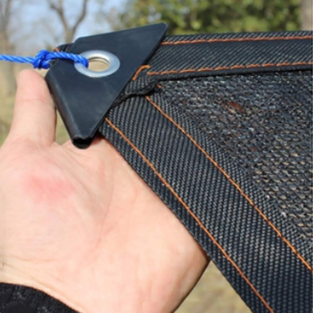 日よけネット90%日焼け止めシェード布 - パーゴラパティオスイミングプールポーチのための紫外線抵抗力がある日焼け止め屋外日除け (Size : 6M×10M)  6M×10M