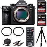 Sony a9 Full Frame Mirrorless Camera (Body) (ILCE9/B) 256GB Bundle