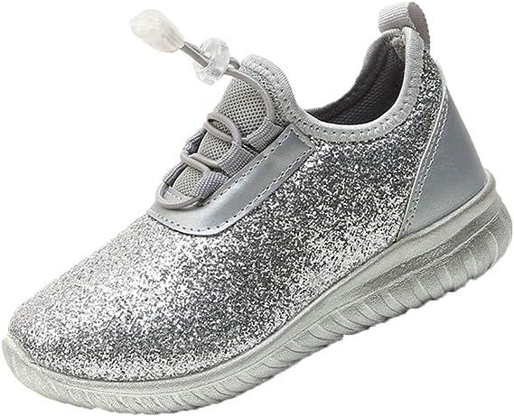 YanHoo Calzado para niños Calzado Deportivo Zapatillas de ...