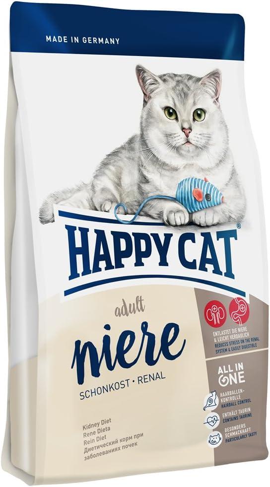 Happy Cat Fit & Well Diet Niere Comida para Gatos - 1400 gr