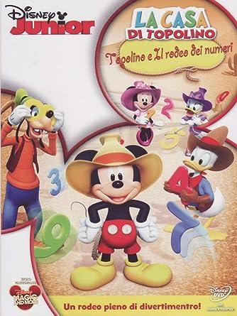 Amazon la casa di topolino topolino e il rodeo dei numeri