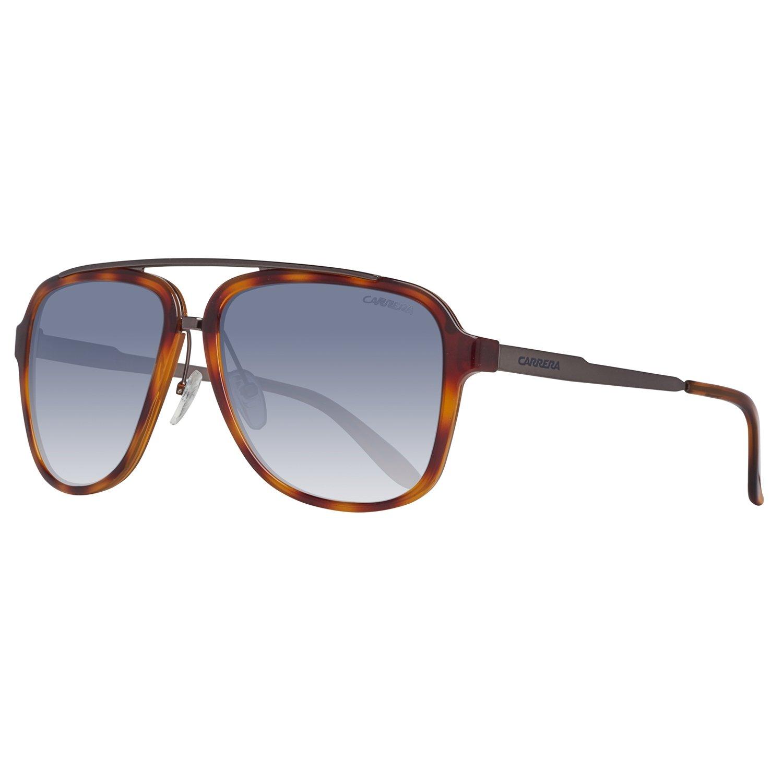 Carrera 97/S KU TJJ Gafas de Sol, Gris (Havana Dkruth/Bluette Avio), 59 Unisex-Adulto