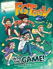 It's game time! Press start on Into the Game, the awesome-packed graphic novel adventure by YouTube's favorite family of gamers, FGTeeV!               The FGTeeV family gamers have played hundreds of games together. Which is w...