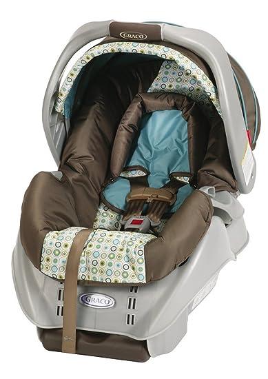 Amazon Com Graco Snugride Classic Connect Dlx Infant Car Seat