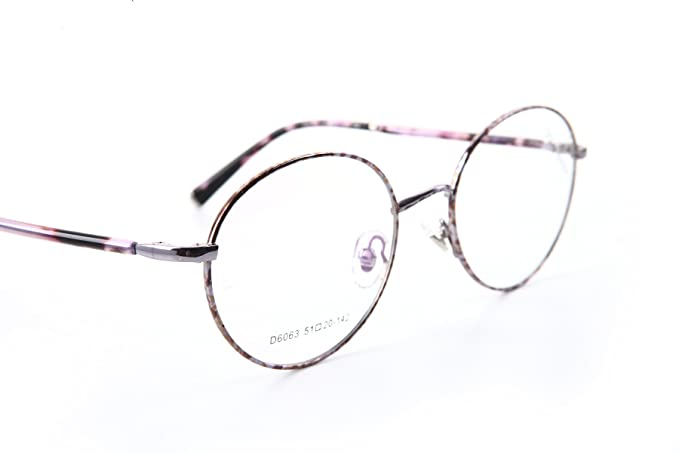 eb4952f53a KHOTY 2018 New Fashion Eyeglasses Frame Imported Alloy Memory Metal Women s  Men s Optical Vintage Retro Eyewear