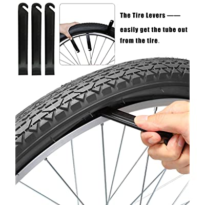 """Details about  /20/"""" inch Inner Bike Tube 20 x 1.75-2.125 Bicycle Rubber Tire Interior Kids BMX"""