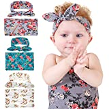 Newborn Swaddle for Baby by Chorade,Receiving Blankets,Cocoon Swaddle Blanket&Headband Set (1-3 Pack)