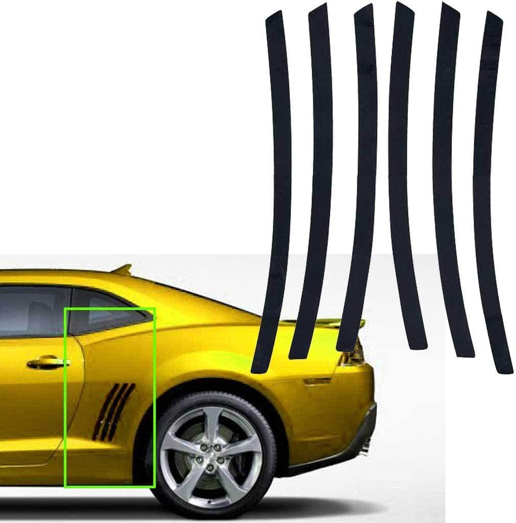 Side Door Sticker Vinyl Design For Chevrolet Camaro Decal