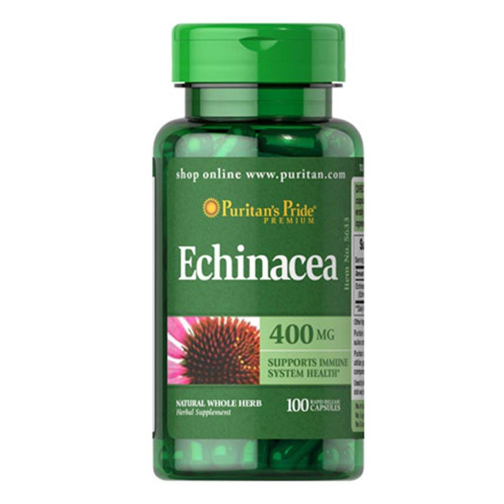 ピューリタンズプライド(Puritan's Pride) エキナセア 400 mg.カプセル B004R65792