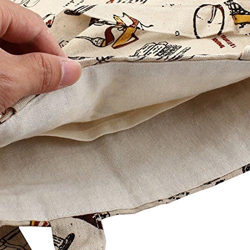 Hombro Picnic De Bolso Mano sourcing De Al Compras De Libre Bolso Paquete map Ropa Aire Camping gvfqpz