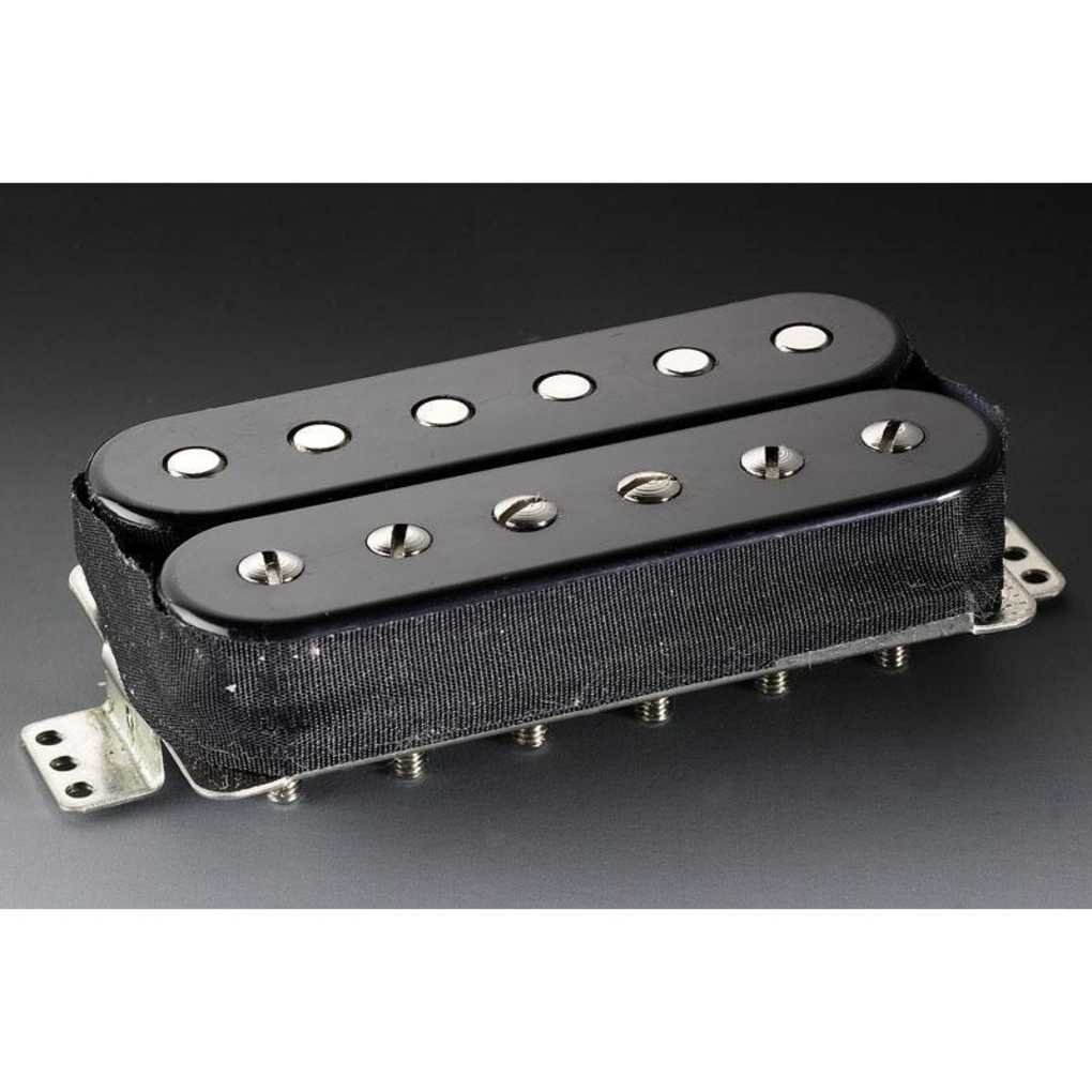 Schaller Tonabnehmer Golden 50 Bridge Black Musikinstrumente Wiring Diagram