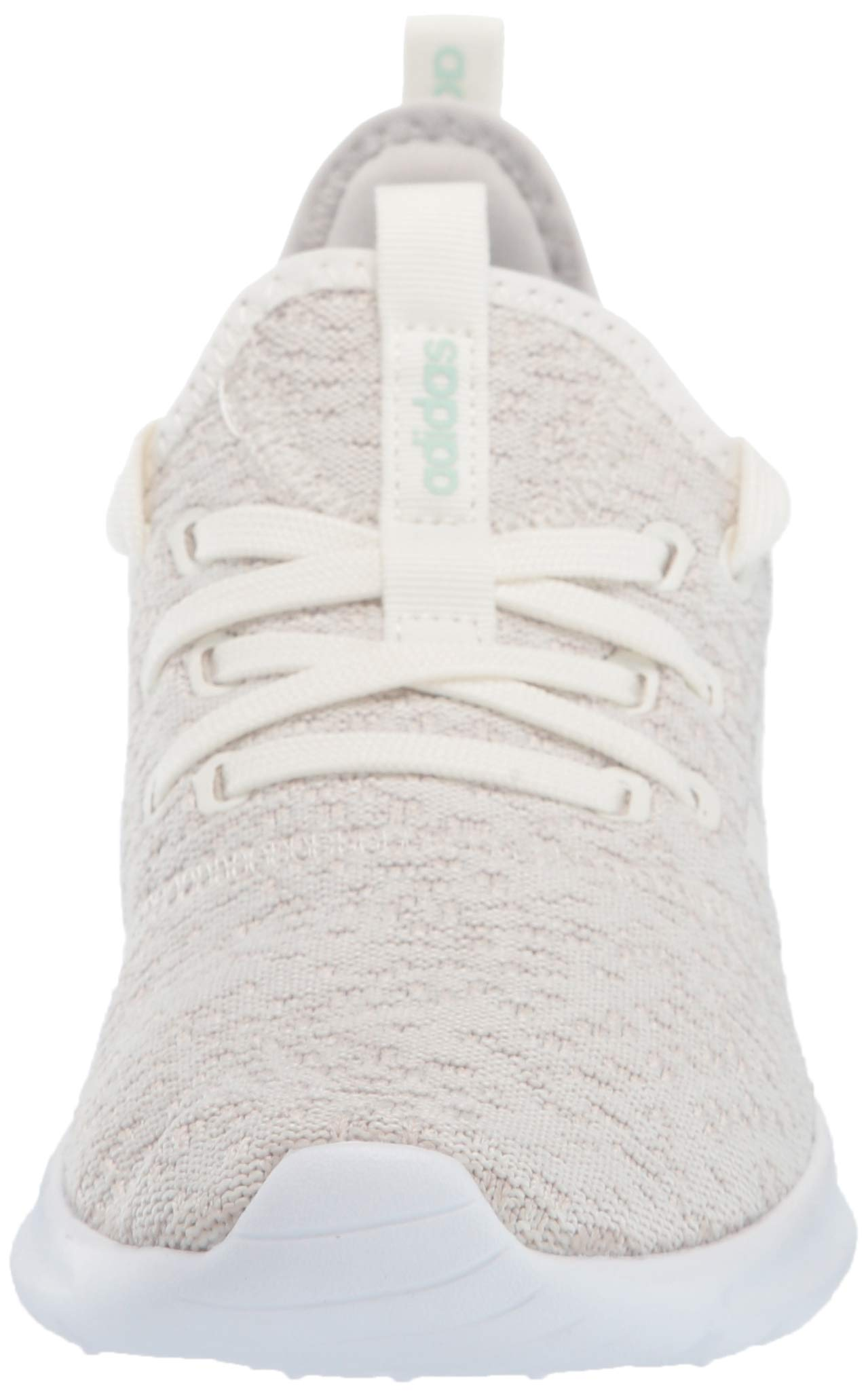 adidas Women's Cloudfoam Pure Running Shoe, Cloud White/Ice Mint, 5.5 Medium US by adidas (Image #4)