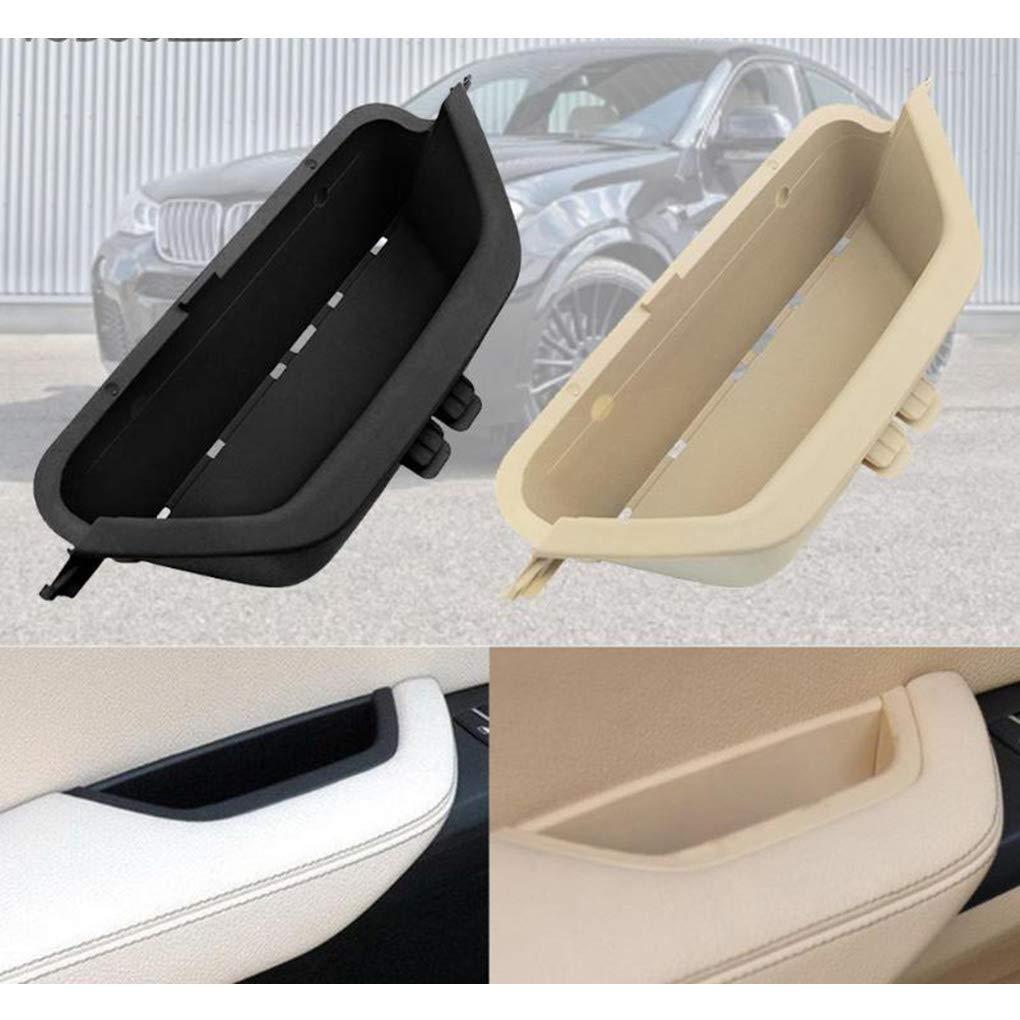 Provide The Best Parte Frontal Izquierda Interior de la Puerta manija con Tubo de Recambios de Grip Interior para BMW X3 F25 F26 X4 2011-2017