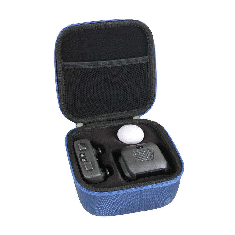 Hermitshell Travel Case Fits Boxer - Interactive A.I. Robot Toy (Blue) by Hermitshell (Image #1)