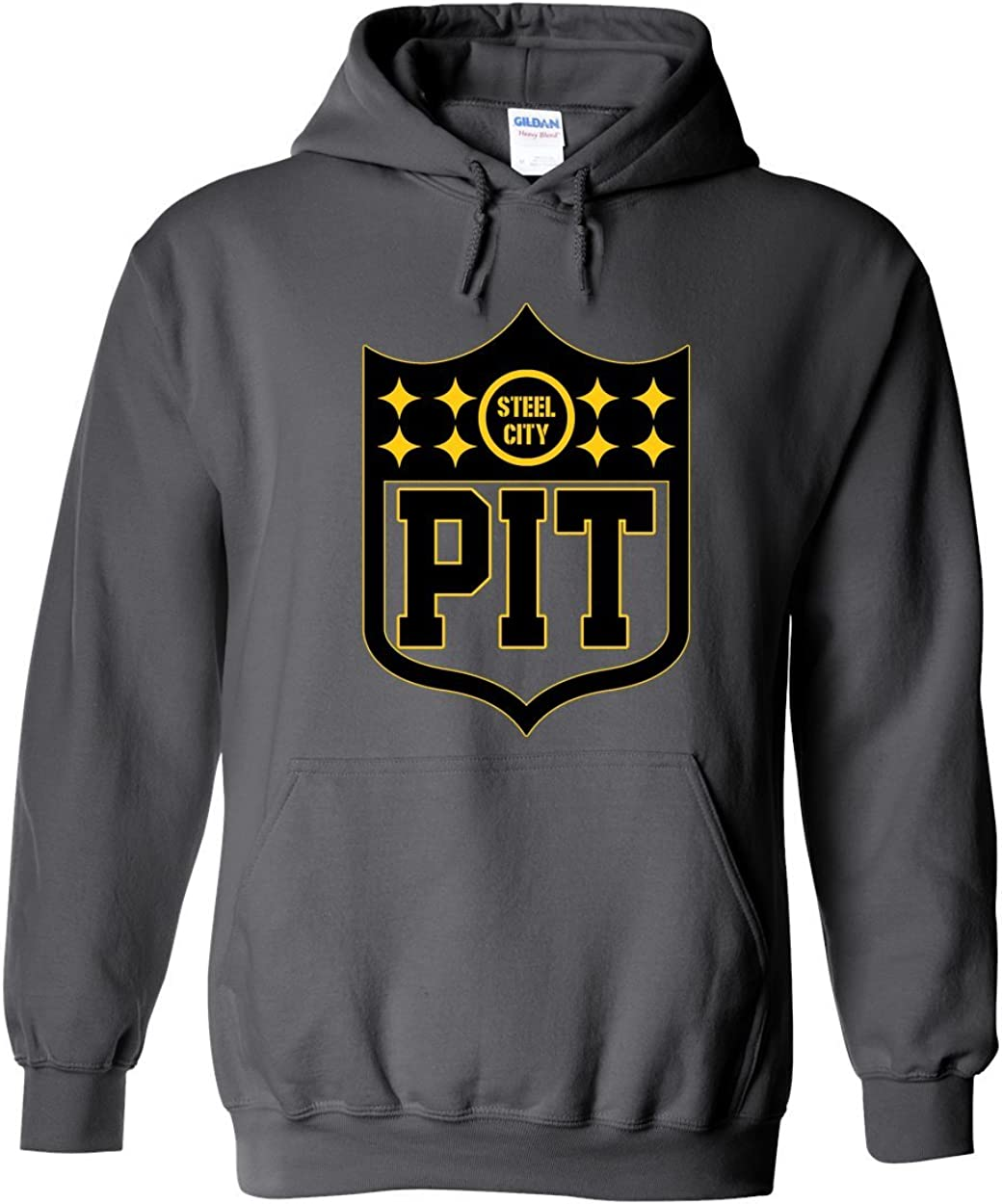 Jessica Pittsburgh Steelers Youth Hoodies Teen Pullover Hooded with Pocket Sweatshirt for Boys Girls