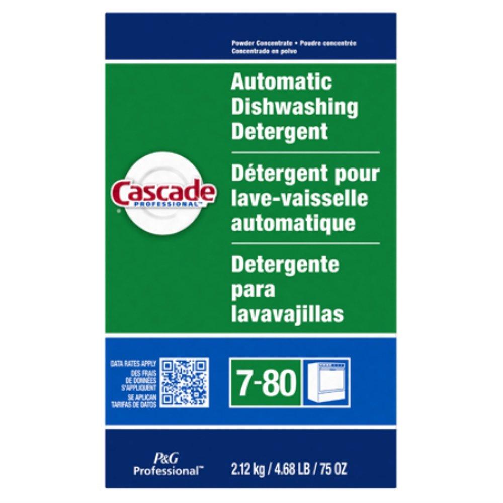P&G Cascade Professional Auto Dishwasher Detergent 7-80, 7/cs